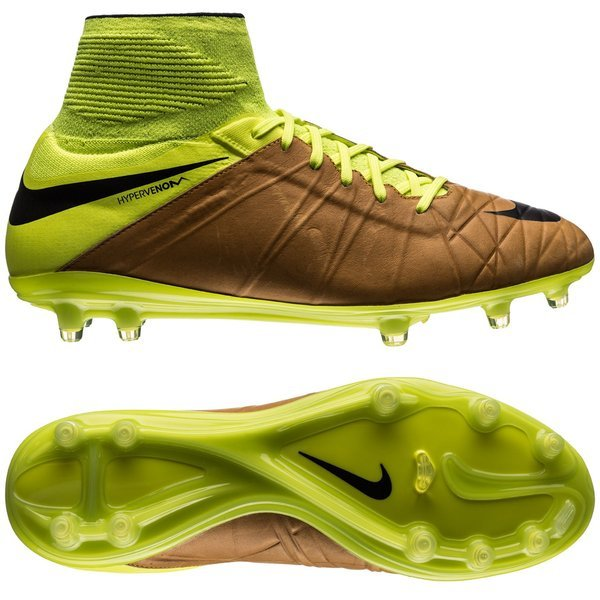 03539e73e1ad Nike Hypervenom Phantom II Leather Tech Craft FG Canvas Black Volt. Read  more about the product. - football boots. - football boots image shadow