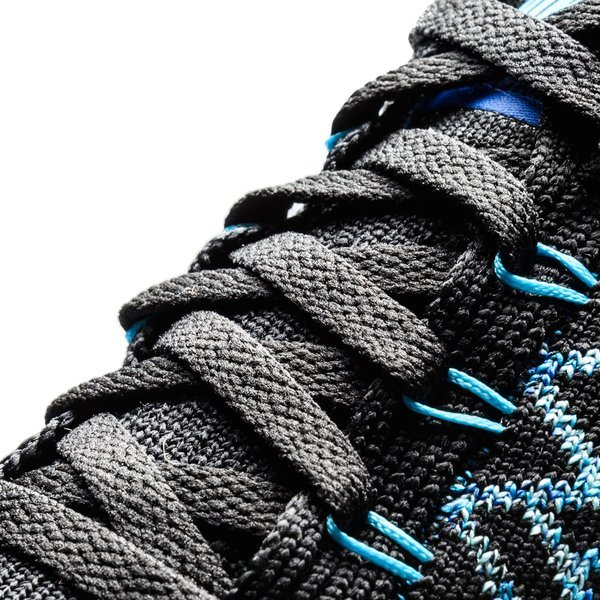 size 40 5b5cf 5d468 Nike Free - Löparskor Flyknit 4.0 Svart Blå Vit