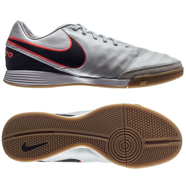 Nike Tiempo Mystic V IC Pure Platinum Black Hyper Orange. Read more about  the product. - indoor shoes. - indoor shoes image shadow fe6ad03c8