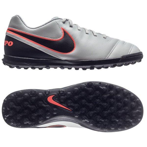 preparar Frotar Brillar  Nike Tiempo Rio III TF Pure Platinum/Black/Hyper Orange |  www.unisportstore.com