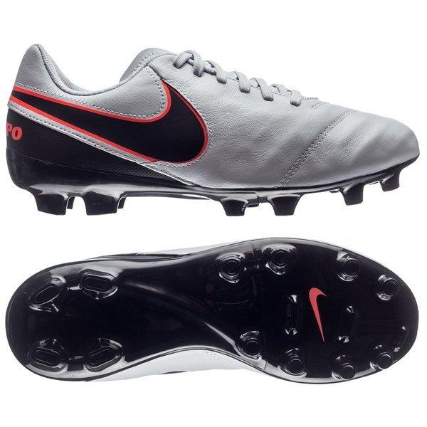 51eacd0160e3 50.00 EUR. Price is incl. 19% VAT. -65%. Nike Tiempo Legend 6 FG Pure  Platinum/Black/Metallic Silver/Hyper Orange Kids