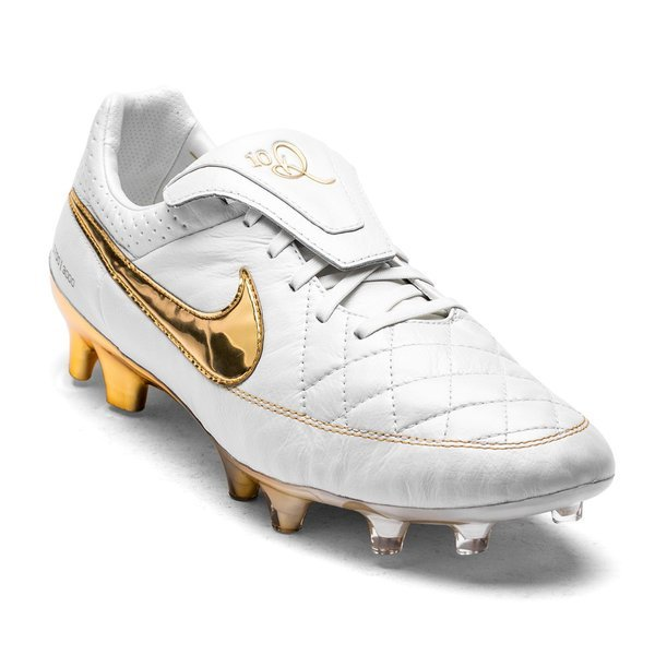 detailed look d1fdb 436ed Nike - Tiempo Legend V Premium R10 FG Touch of Gold LIMITED EDITION