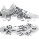 adidas X 15.1 FG/AG Hvid/Sølv