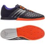 adidas Ace 15.1 Court IN Schwarz/Silber/Orange