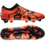 adidas X 15.1 Primeknit FG/AG Orange/Sort