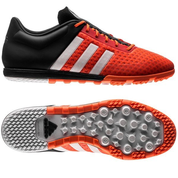check out ee441 2fa6d adidas Ace 15.1 Primeknit Cage TF Solar Orange/White/Core ...
