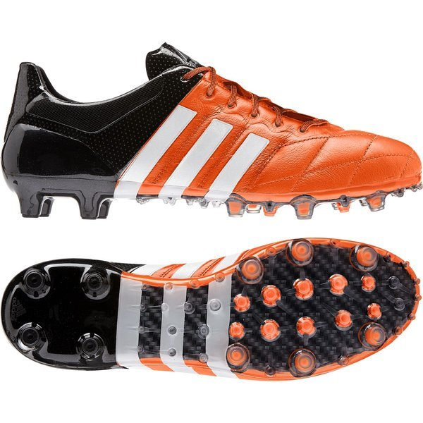 Adidas 1 Ace Fgag 15 Orangeblancnoir Leather BB7rpq