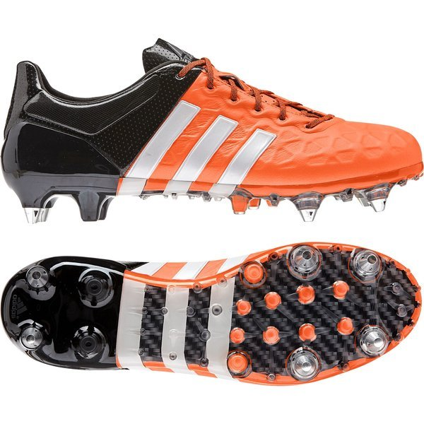 41c3bf934 adidas Ace 15.1 Leather SG Solar Orange White Core Black. Read more about  the product. - football boots