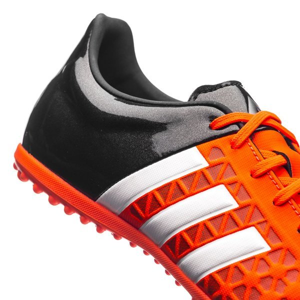 Buy Best Adidas X 15 3 Tf Leather Shoes Black Kids 2500