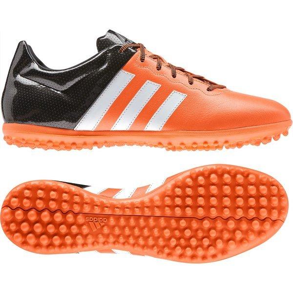 the best attitude 41ea8 01b93 adidas Ace 15.3 Leather TF Solar Orange/White/Core Black ...