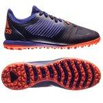 adidas X 15.1 Cage TF Schwarz/Lila/Orange