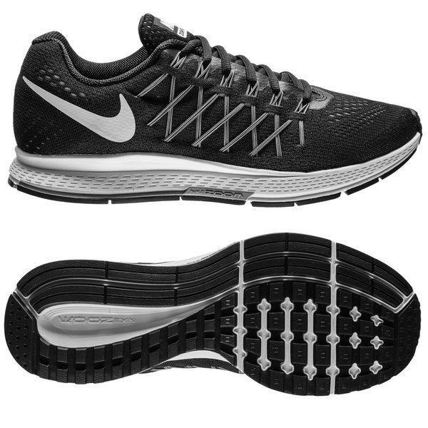 Nike Running Shoe Air Zoom Pegasus 32 Black/Pure Platinum/White Women