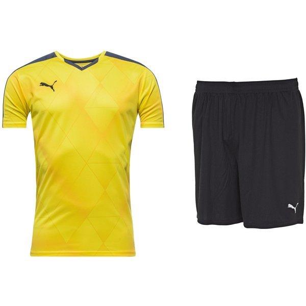 Puma Swerve Kit EbonyBlazing YellowBlack