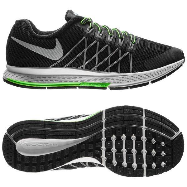 acheter populaire c1621 6daa7 Nike Running Shoe Air Zoom Pegasus 32 Flash Black/Reflect Silver/Pure  Platinum