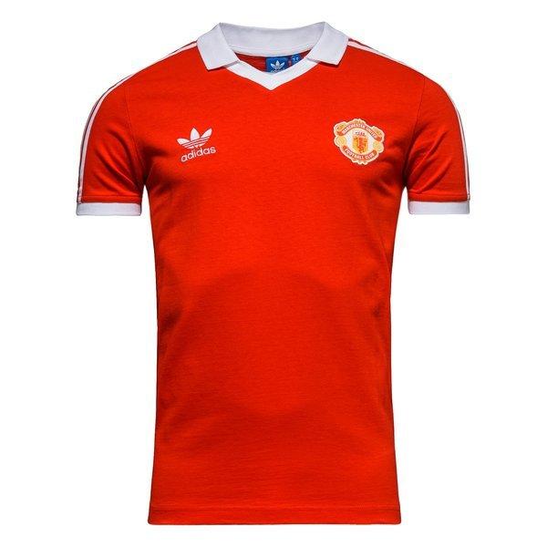 Manchester United T Shirt Originals Red Www