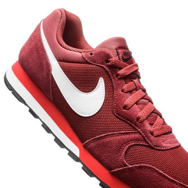 03d1b7b10a2 Nike MD Runner 2 Rood/Wit | www.unisportstore.nl