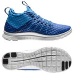 Nike Free Hypervenom II Blau