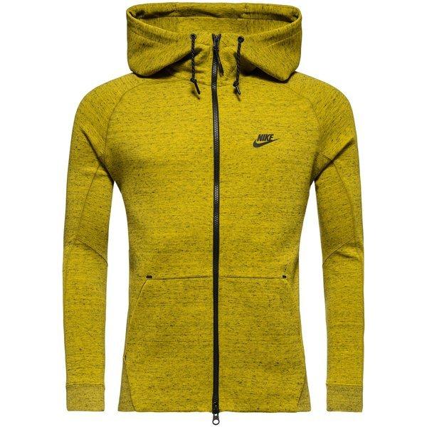 d0085470 Nike Tech Fleece AW77 Gul | www.unisportstore.no