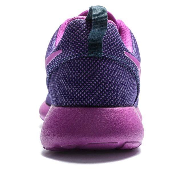 check out 9c9be 7b518 Nike Roshe One Midnight Teal/Vivid Purple/Dark Grey Women