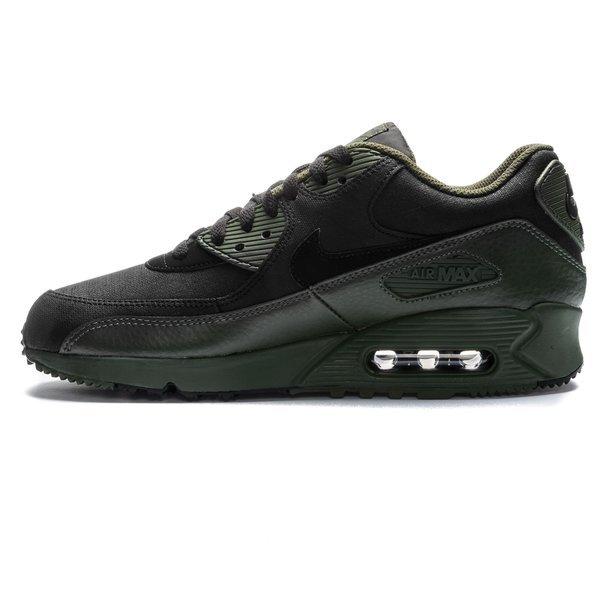 3761bc5108b7 Nike Air Max 90 Winter Premium Carbon Green Black