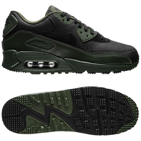Nike Air Max 90 Winter Premium GroenZwart