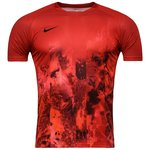Nike Trænings T-Shirt Flash Graphic Training CR7 Rød Børn