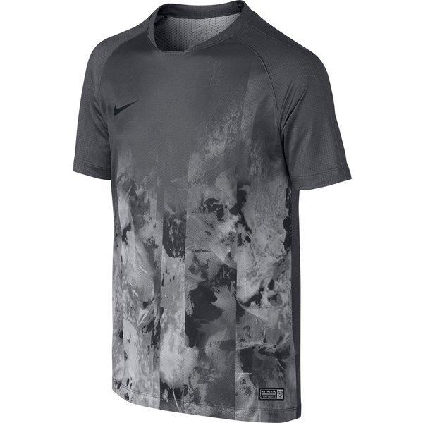 ed2b366c Nike Trenings T-Skjorte Flash Graphic Training CR7 Grå Barn | www ...