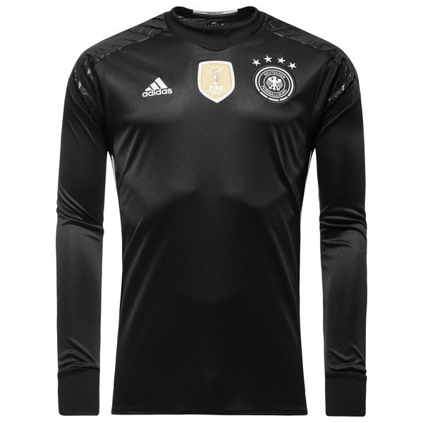 1b1c1fa7cb6 Tyskland Målmandstrøje 2016/17 Sort | www.unisport.dk