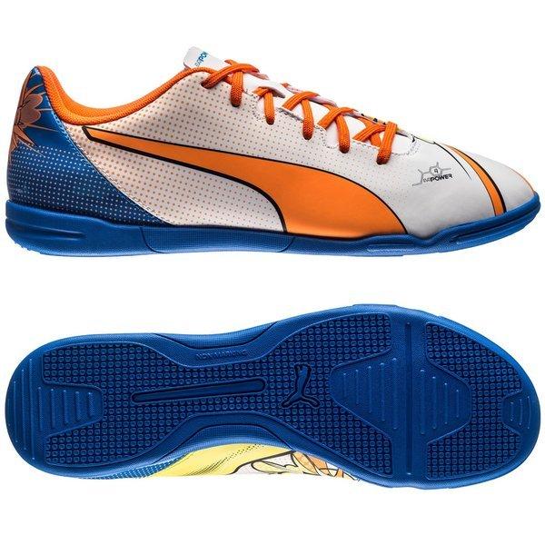 Energize Sparrow obesity  Puma evoPOWER 4.2 IT Pop Art White/Orange Clownfish/Electric Blue Lemonade  | www.unisportstore.com
