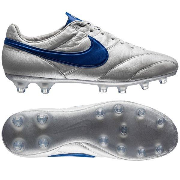 Invertir bolígrafo Rafflesia Arnoldi  Nike Premier FG LIMITED EDITION White/Blue | www.unisportstore.com