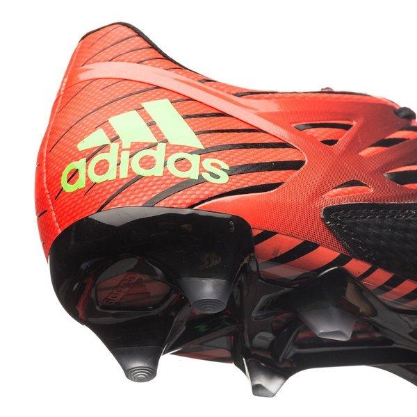adidas Messi 15.2 FGAG Core BlackSolar GreenSolar Red