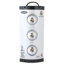Real Madrid - Golfbollar 3-Pack