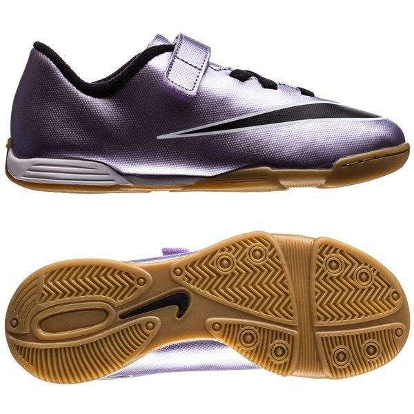 5110737daed5 Nike Mercurial Vortex II IC Lilla Sort Børn. Læs mere om produktet. -  indendørssko. - indendørssko image shadow
