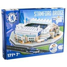 Chelsea - 3D Pusselspel Stamford Bridge