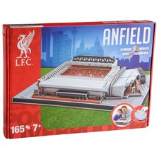 Liverpool - 3D Pusselspel Anfield