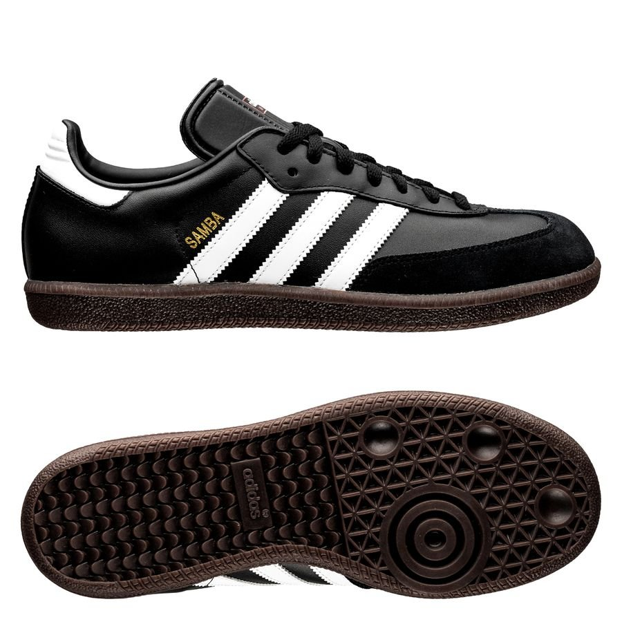 adidas Samba shoes white black