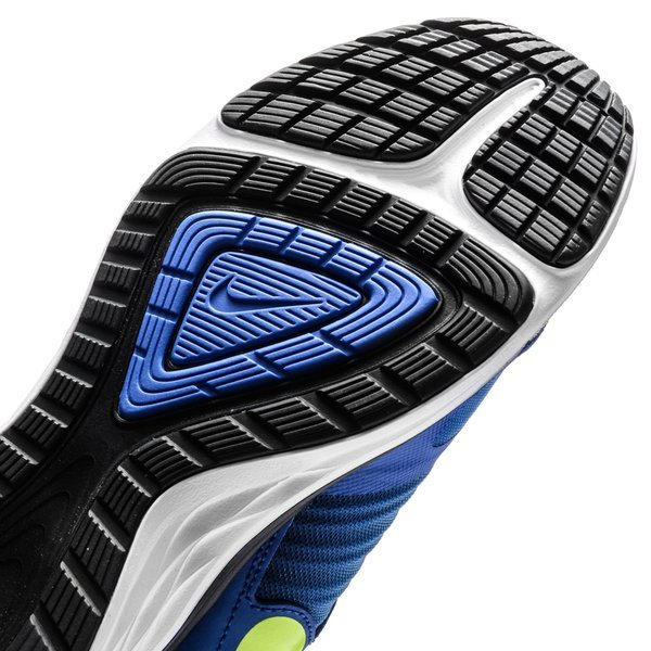Nike Løpesko Dual Fusion X BlåSortGul Barn | www
