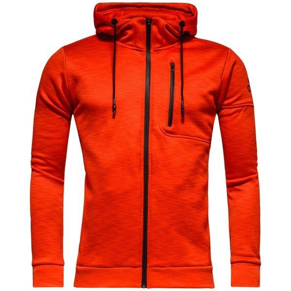 adidas Hoodie Climaheat OrangeSchwarz