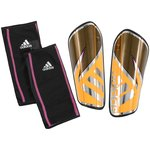adidas Shin Pads Ghost Pro Solar Gold/Core Black/Shock Pink