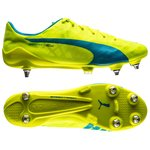 Puma evoSPEED SL SG Safety Yellow/Atomic Blue/White