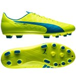 Puma evoSPEED SL-S AG Safety Yellow/Atomic Blue/White