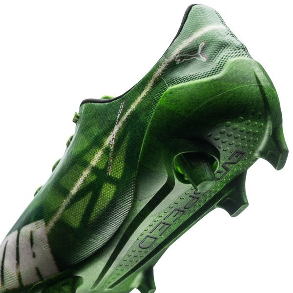 Puma evoSPEED SL Grass FG Jasmine Green White Black LIMITED EDITION. Read  more about the product. - football boots 61c8921950e89
