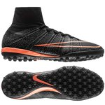 Nike MercurialX Proximo TF Schwarz/Orange