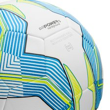 22275ad7f3df Puma Football evoPOWER 5.3 Hardground White/Atomic Blue/Safety Yellow    www.unisportstore.com