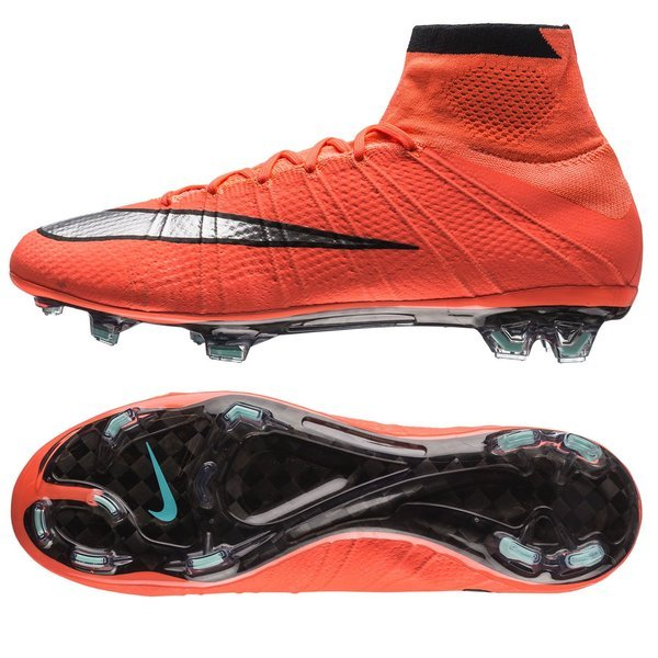 the best attitude 9285f 12296 275.00 EUR. Price is incl. 19% VAT. -50%. Nike Mercurial Superfly FG Bright  Mango Metallic Silver Black