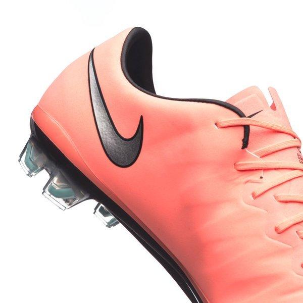 pretty nice c43de c8def Nike Mercurial Vapor X FG Bright Mango/Metallic Silver/Black ...