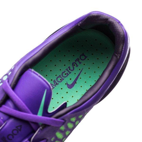 Nike Magista Opus FG PaarsTurquoiseZilver