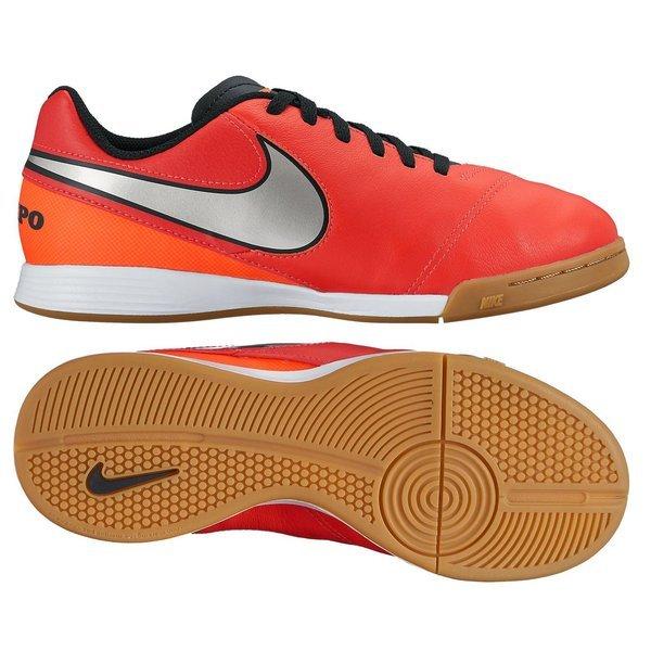 hot sale online c8828 10901 Nike Tiempo Legend 6 IC Light Crimson/Metallic Silver/Black ...
