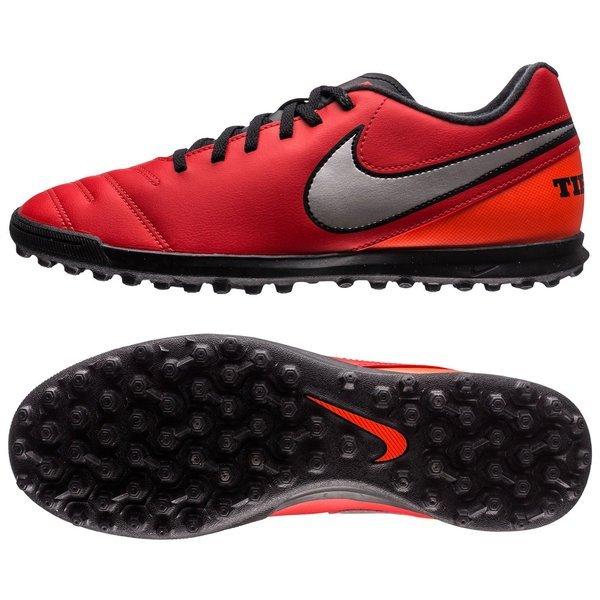 Borrar escucha escarcha  Nike Tiempo Rio III TF Light Crimson/Metallic Silver/Black |  www.unisportstore.com