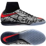 Nike HypervenomX Proximo Neymar Jr IC Sort/Rød/Hvid Børn